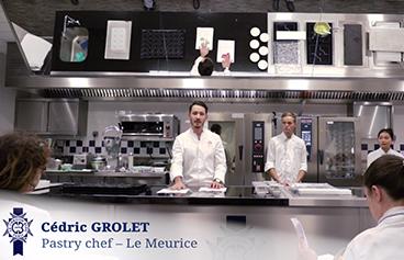 Vidéo Le Cordon Bleu Paris Masterclass Chef Invité
