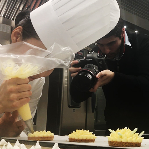 Vidéo making of Tuto recette